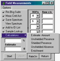 HMS4 Holdup Measurement System for Safeguards Measurements