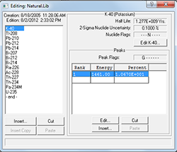 ORTEC MAESTRO Multichannel Analyzer (MCA) Emulation Software